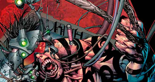 Wolverine Origins by Rain Beredo