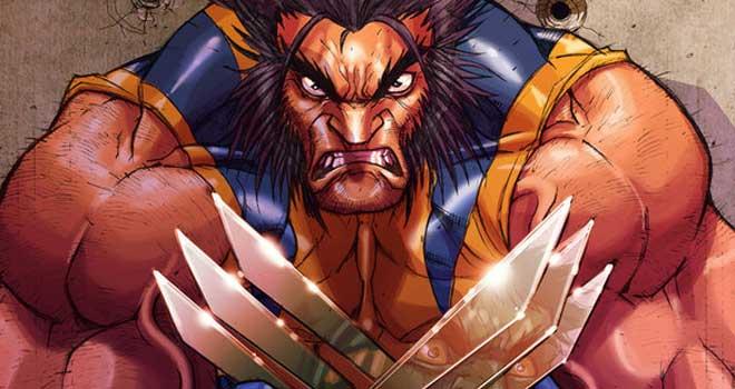 Wolverine by Eddie Nunez
