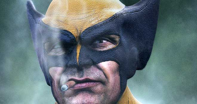 Wolverine Tribute by Nicolas Collings