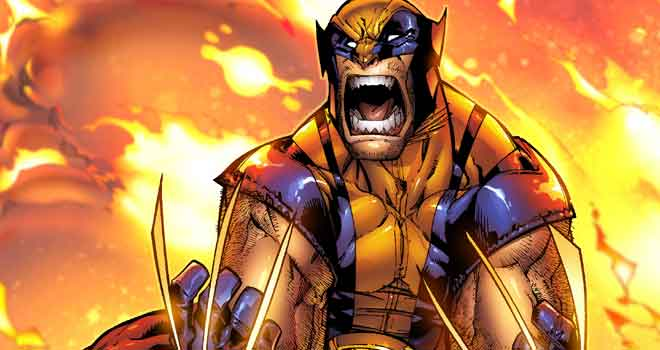 Wolverine by Edgar Delgado