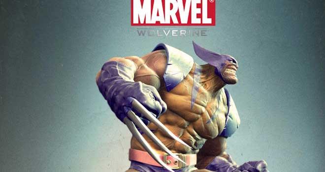 Wolverine by aamirart