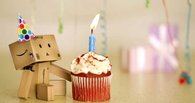 Danbo's Birthday by Bry Photography