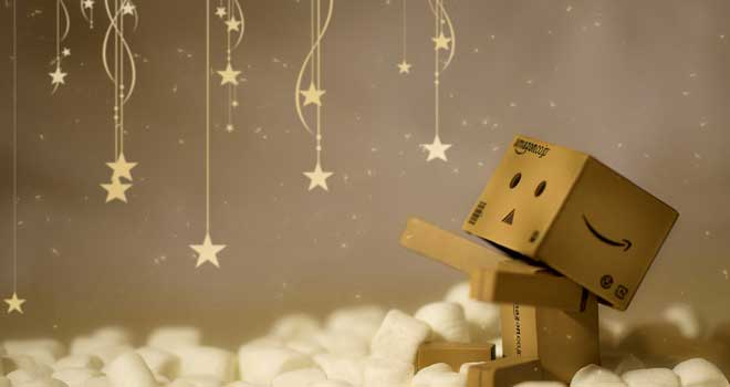 Danbo Heaven by Bry Photography