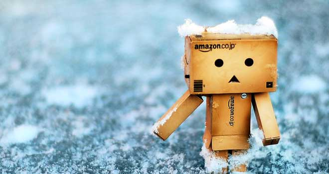 Danbo On Ice by James Green