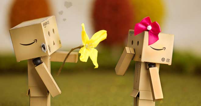 Danbo's First Love by Bry Photography
