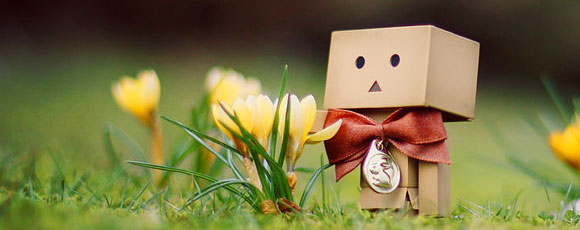 25 Cute Danbo Conceptual Photography