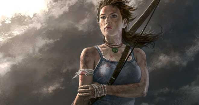 Tomb Raider - Rebirth by Andy Park
