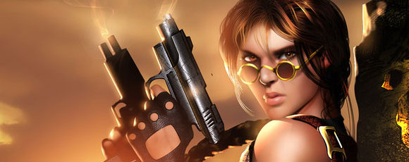 20+ Cool Lara Croft Of Tomb Raider Digital Art
