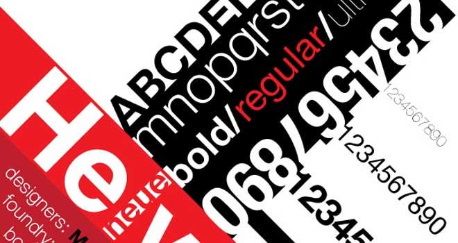 Helvetica by Evan Urban