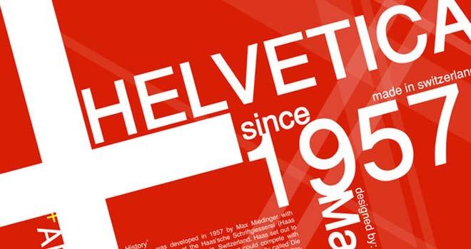 Helvetica by G-netix04
