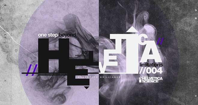 Helvetica Science Series by LouieHitman