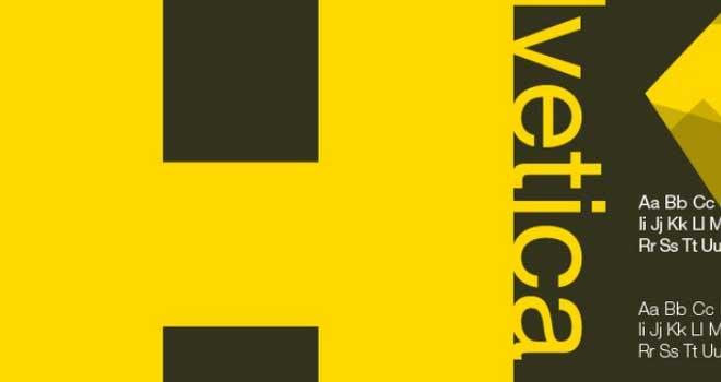 Helvetica Neue by Via Francesca