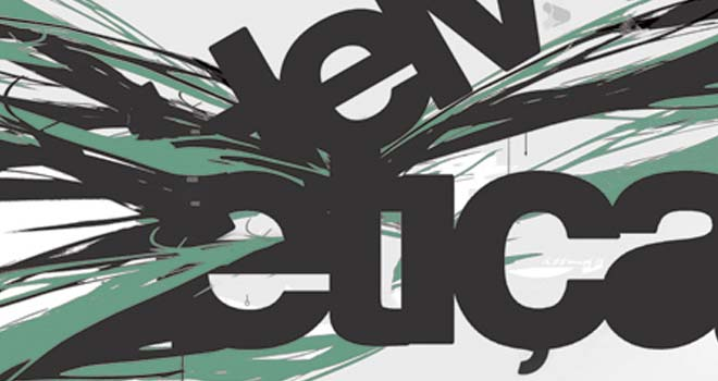 Helvetica Flux by silocult