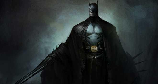 Batman by David Munoz Velazquez