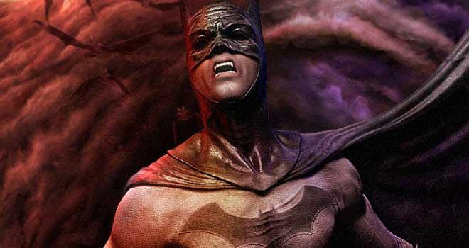 Dark Knight's Revenge by Alessandro Baldasseroni