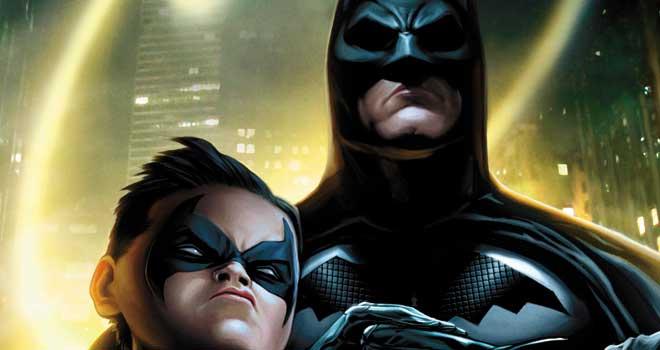 Batman And Robin by Jeremy Roberts