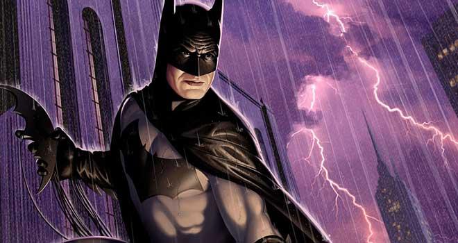 Batman Storm by Scott Johnson