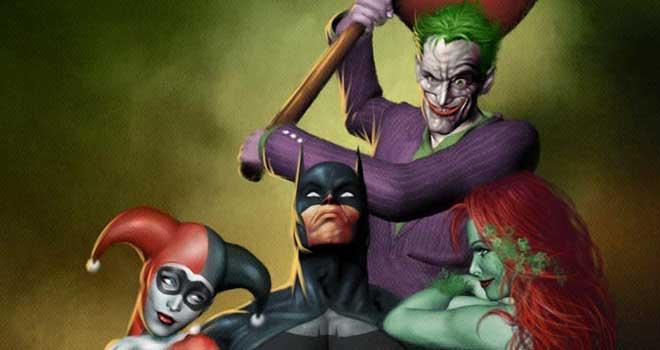 Batman by Carlos Valenzuela