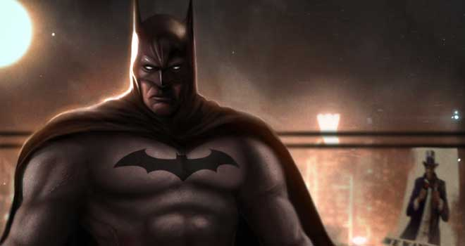 Batman by Mattias Fahlberg