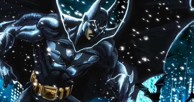 Batman Gotham by Erik Von Lehmann