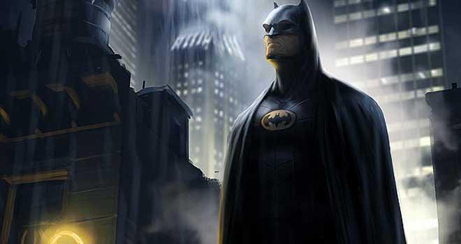 Batman by Jan Ditlev Christensen