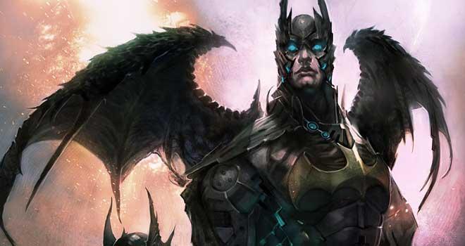 Batman by powenart