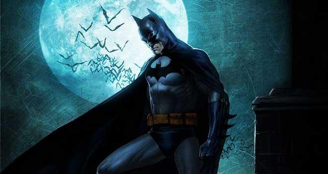 Batman Solitude by Admira Wijaya