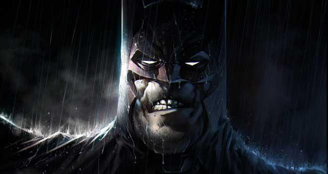 Batman by Mihai Titoiu
