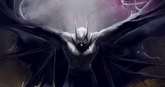 Batman by Andy  Fairhurst