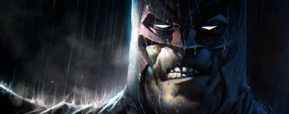 25 Cool Batman Fan Art And Digital Art Concepts