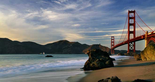 Golden Gate Bridge by TheDynamicLight