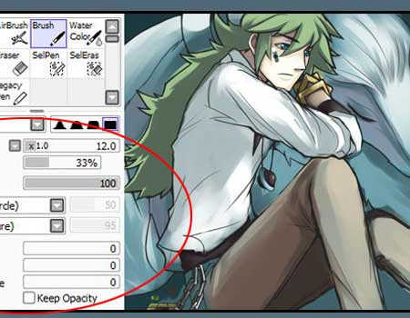 Paint Tool Sai Intermediate Tutorial by Joz-yyh