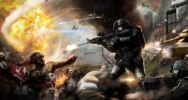 The Battle Of Yonkers - World War Z by Dan LuVisi