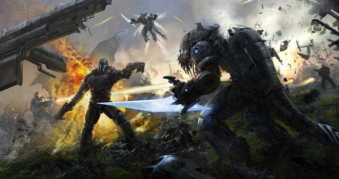 Hill Battle by Jan Ditlev Christensen