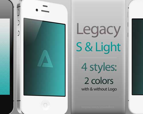 Legacy S And Light Custom Wallpaper Pack by KillingTheEngine