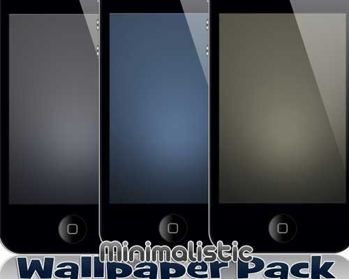 Minimalistic Wallpaper Pack For iPhones by Gavin Dixon