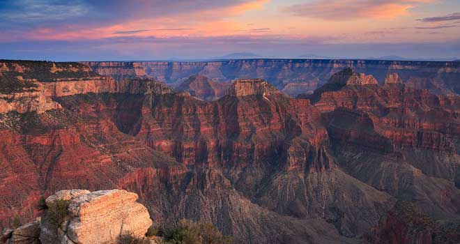 The North Rim by Steven Davis
