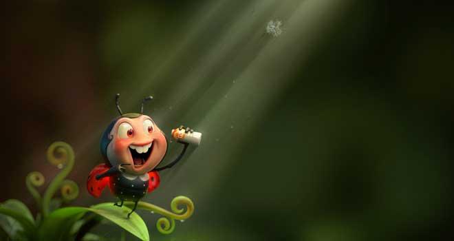 LadyBug by Pedro Conti