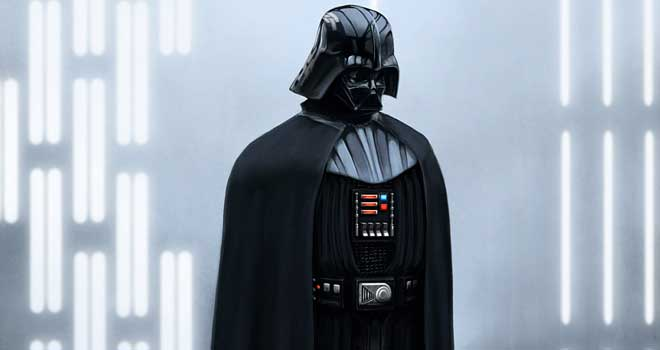 Darth Vader by Andy Fairhurst