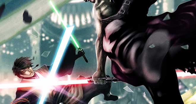 Jedi Vs Sith: Coruscant by Gregorius Martinus