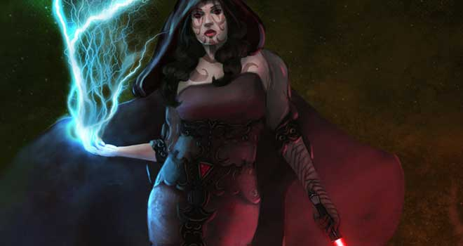 Lady Sith by Jennifer Bailey