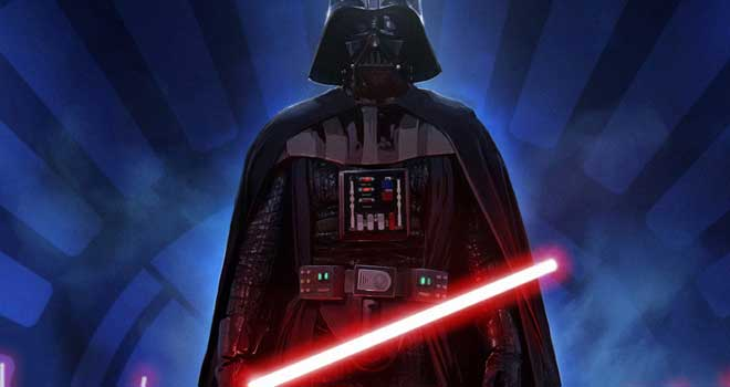 Darth Vader - Sith Reunion - Star Wars Tribute by G-R-A-Y