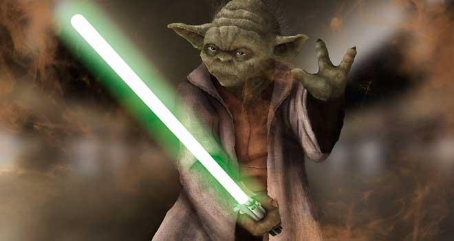 Yoda by Charles-Henri Vidaud