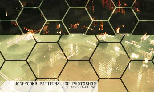 Honeycomb Patterns by Grace Callaghan