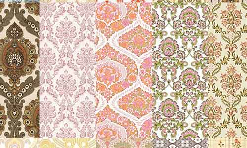 Wallpaper Patterns by ZeBiii
