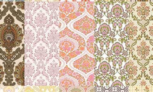 Wallpaper Patterns by ZeBiii