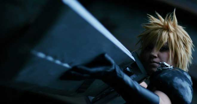Final Fantasy VII, Cloud Strife Cosplay by Kaoru-ru