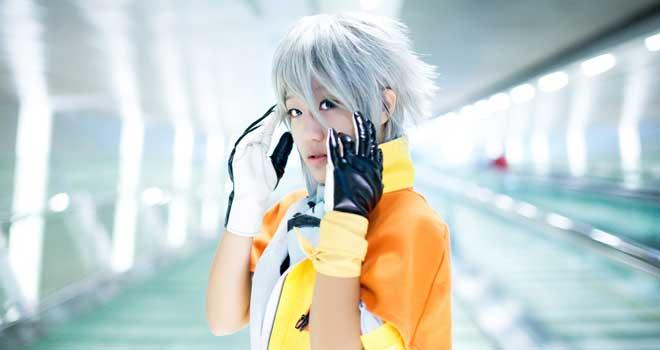Final Fantasy XIII - Hope Cosplay by Darren Sim
