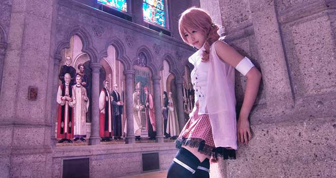Final Fantasy XIII: Promise, Serah Farron by LimitlessEdge