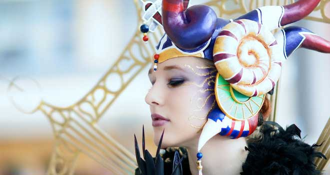Edea - Final Fantasy VIII Cosplay by lokinst